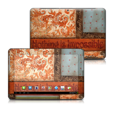 Samsung Galaxy Tab 2 10-1 Skin - Be Inspired