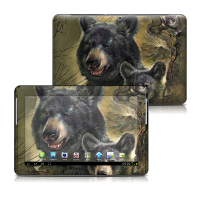 Samsung Galaxy Tab 2 10-1 Skin - Black Bears