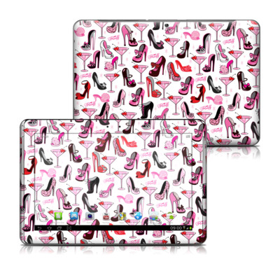 Samsung Galaxy Tab 2 10-1 Skin - Burly Q Shoes
