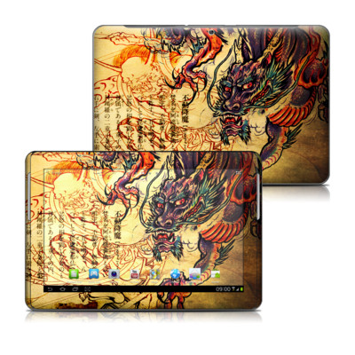 Samsung Galaxy Tab 2 10-1 Skin - Dragon Legend