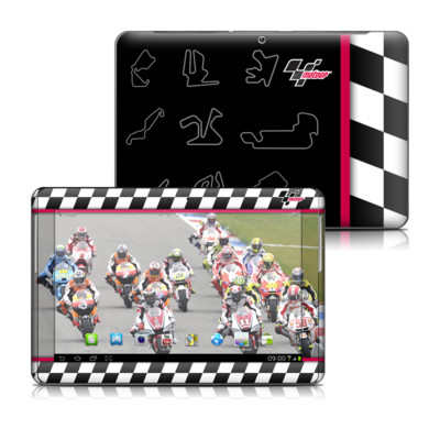 Samsung Galaxy Tab 2 10-1 Skin - Finish Line Group
