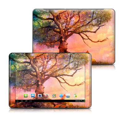 Samsung Galaxy Tab 2 10-1 Skin - Fox Sunset