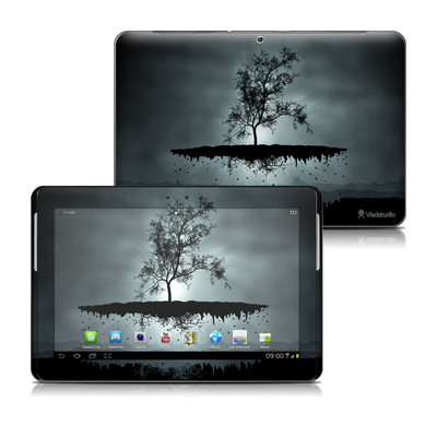 Samsung Galaxy Tab 2 10-1 Skin - Flying Tree Black