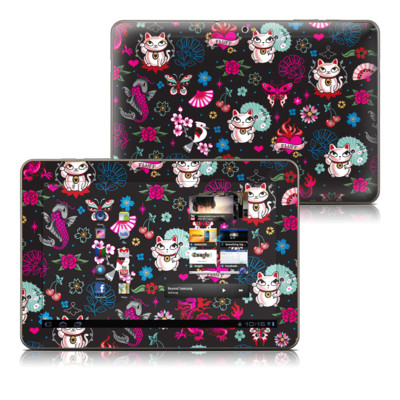 Samsung Galaxy Tab 2 10-1 Skin - Geisha Kitty
