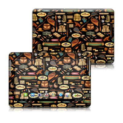 Samsung Galaxy Tab 2 10-1 Skin - Gone Fishing
