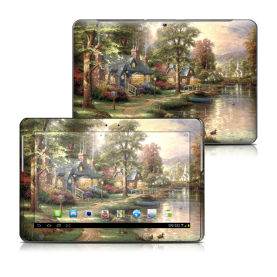 Samsung Galaxy Tab 2 10-1 Skin - Hometown Lake