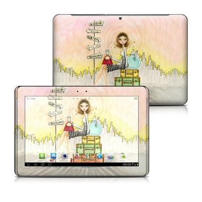 Samsung Galaxy Tab 2 10-1 Skin - The Jet Setter