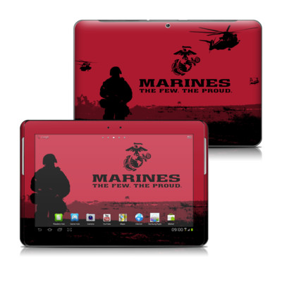 Samsung Galaxy Tab 2 10-1 Skin - Leadership