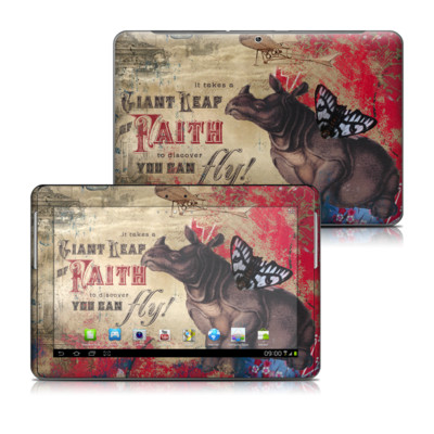 Samsung Galaxy Tab 2 10-1 Skin - Leap Of Faith