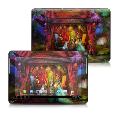 Samsung Galaxy Tab 2 10-1 Skin - A Mad Tea Party