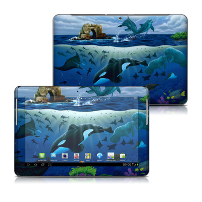 Samsung Galaxy Tab 2 10-1 Skin - Oceans For Youth
