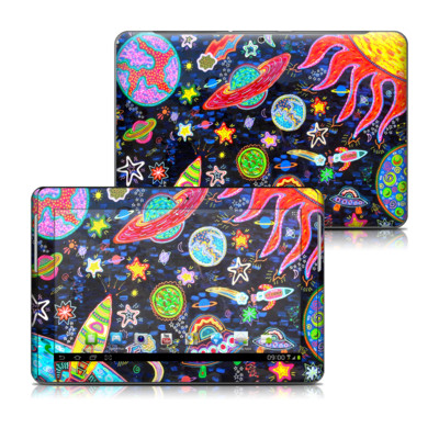 Samsung Galaxy Tab 2 10-1 Skin - Out to Space