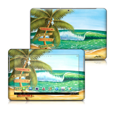 Samsung Galaxy Tab 2 10-1 Skin - Palm Signs