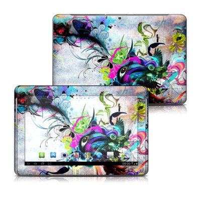 Samsung Galaxy Tab 2 10-1 Skin - Streaming Eye