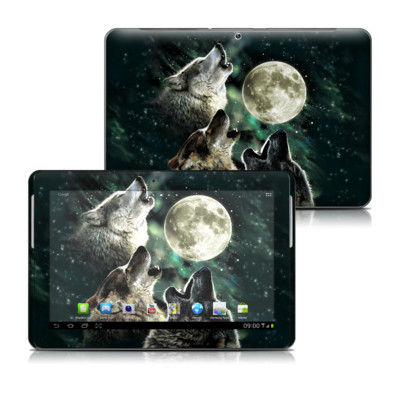 Samsung Galaxy Tab 2 10-1 Skin - Three Wolf Moon