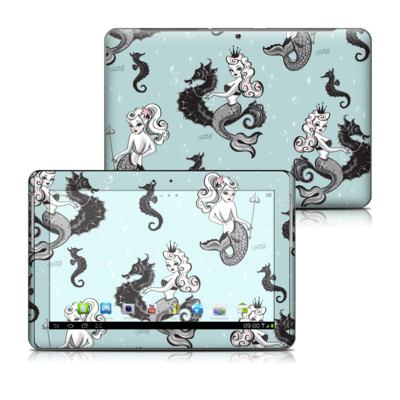 Samsung Galaxy Tab 2 10-1 Skin - Vintage Mermaid