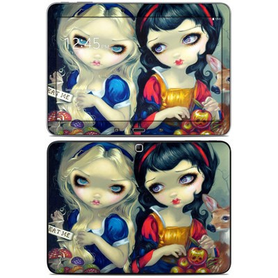 Samsung Galaxy Tab 4 10.1in Skin - Alice & Snow White