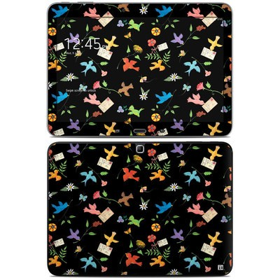 Samsung Galaxy Tab 4 10.1in Skin - Birds
