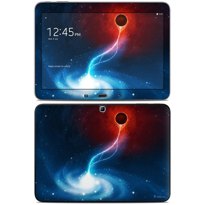 Samsung Galaxy Tab 4 10.1in Skin - Black Hole