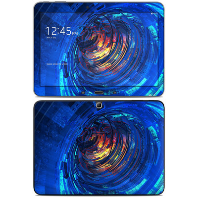 Samsung Galaxy Tab 4 10.1in Skin - Clockwork