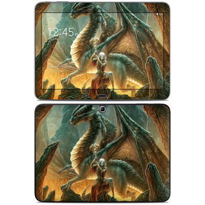 Samsung Galaxy Tab 4 10.1in Skin - Dragon Mage