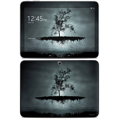Samsung Galaxy Tab 4 10.1in Skin - Flying Tree Black