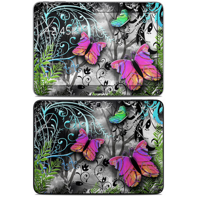 Samsung Galaxy Tab 4 10.1in Skin - Goth Forest
