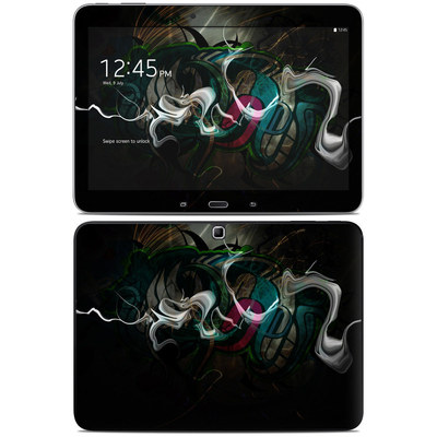 Samsung Galaxy Tab 4 10.1in Skin - Graffstract