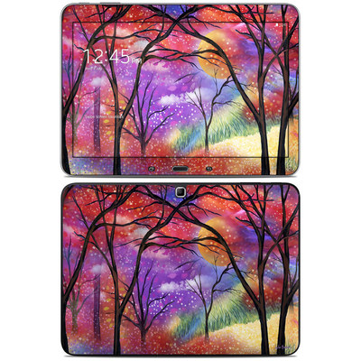 Samsung Galaxy Tab 4 10.1in Skin - Moon Meadow