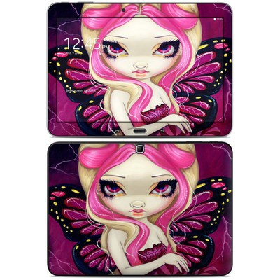 Samsung Galaxy Tab 4 10.1in Skin - Pink Lightning