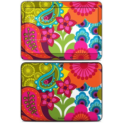 Samsung Galaxy Tab 4 10.1in Skin - Raj