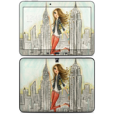 Samsung Galaxy Tab 4 10.1in Skin - The Sights New York