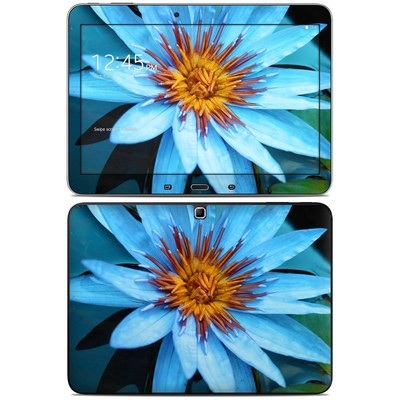 Samsung Galaxy Tab 4 10.1in Skin - Sweet Blue
