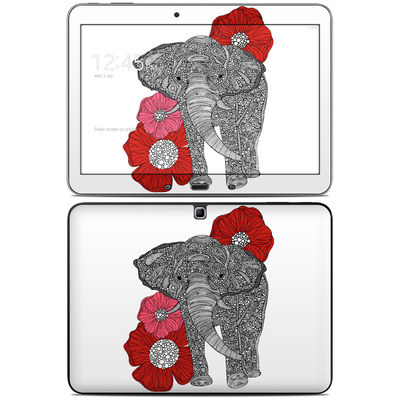 Samsung Galaxy Tab 4 10.1in Skin - The Elephant
