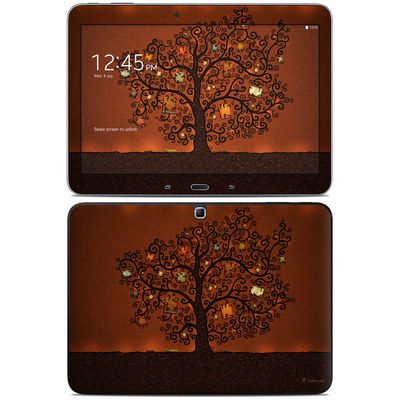 Samsung Galaxy Tab 4 10.1in Skin - Tree Of Books