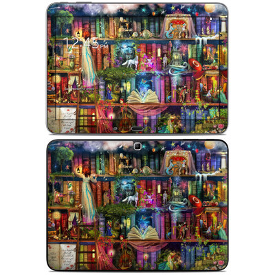 Samsung Galaxy Tab 4 10.1in Skin - Treasure Hunt