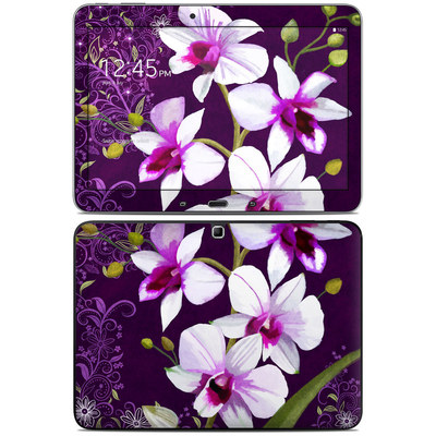 Samsung Galaxy Tab 4 10.1in Skin - Violet Worlds