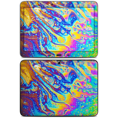 Samsung Galaxy Tab 4 10.1in Skin - World of Soap