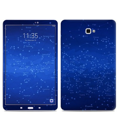 Samsung Galaxy Tab A Skin - Constellations