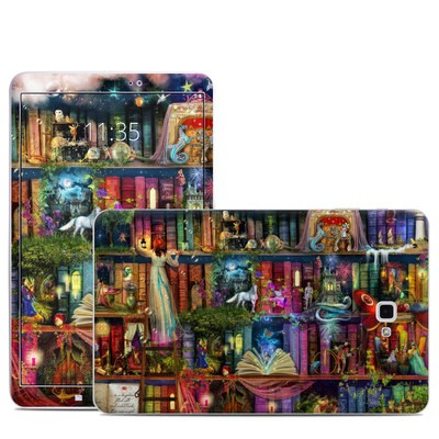 Samsung Galaxy Tab A Skin - Treasure Hunt
