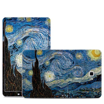 Samsung Galaxy Tab A Skin - Starry Night