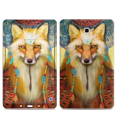 Samsung Galaxy Tab A Skin - Wise Fox