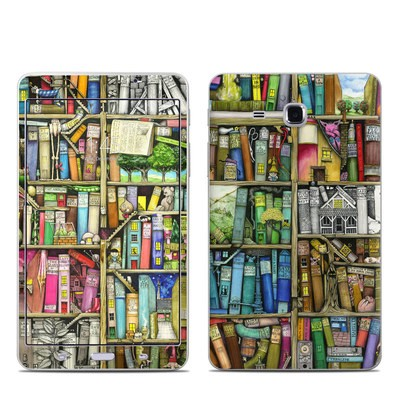 Samsung Galaxy Tab A 7in Skin - Bookshelf