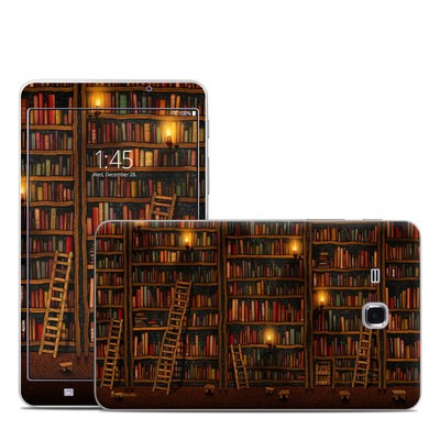 Samsung Galaxy Tab A 7in Skin - Library