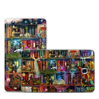 Samsung Galaxy Tab A 7in Skin - Treasure Hunt