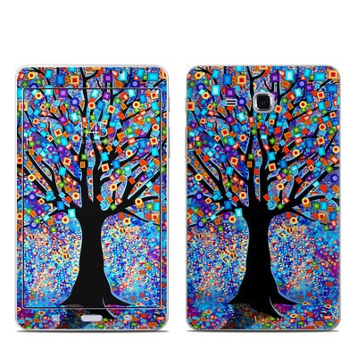 Samsung Galaxy Tab A 7in Skin - Tree Carnival