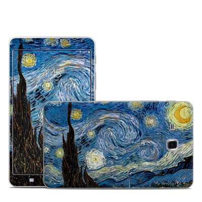 Samsung Galaxy Tab A 7in Skin - Starry Night