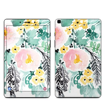 Samsung Galaxy Tab A 8in 2019 Skin - Blushed Flowers