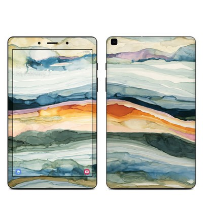 Samsung Galaxy Tab A 8in 2019 Skin - Layered Earth