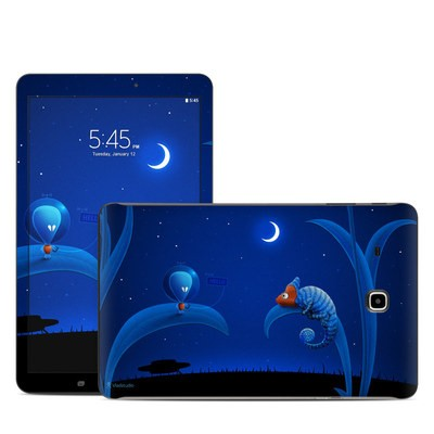 Samsung Galaxy Tab E Skin - Alien and Chameleon